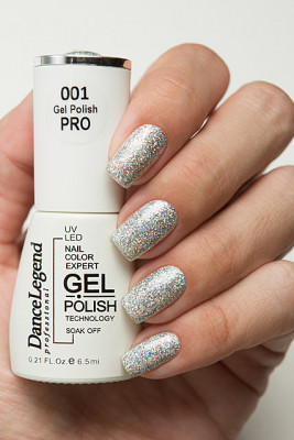 Gel Polish Pro - №001 Diamonds in the sky