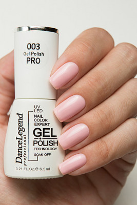 Gel Polish Pro - №003 Crush Blush