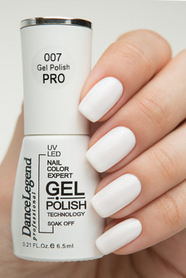 Gel Polish Pro - №007 White Light