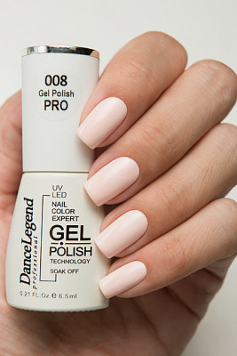 Gel Polish Pro - №008 Sugar Lump
