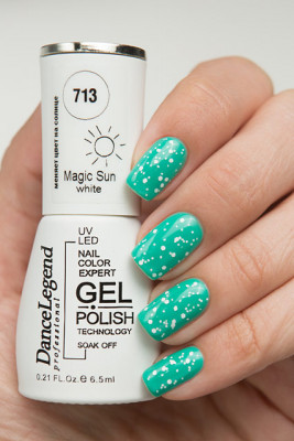 Gel Polish Effect №713 White