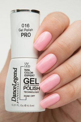 Гель-лак Gel Polish Pro - №016 All Options Pink