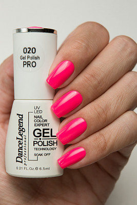 Gel Polish Pro - №020 Flower Power
