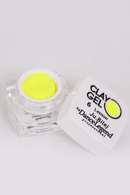 Clay Gel - 6 Lemon