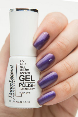 Gel Polish Effect №709 So Fancy