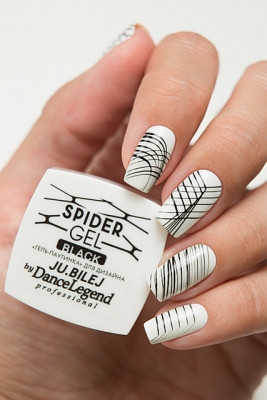 Spider Gel - Black