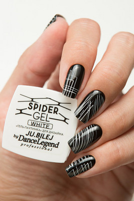 Spider Gel - White
