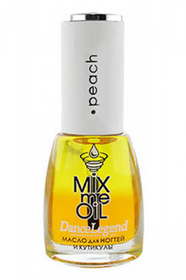 Peach mix me Oil